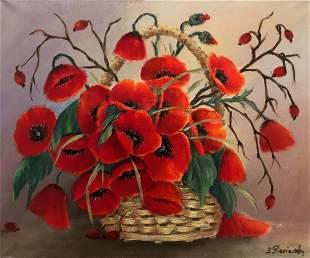 Barbara Siewierska - Poppies