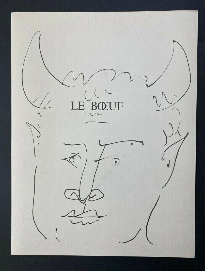 Pablo Picasso AFTER 1957 Lithograph 26/266