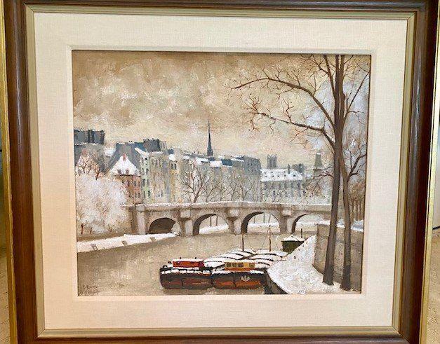 Paris by Renoux