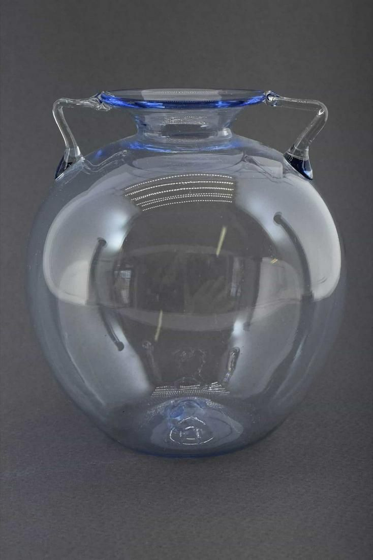 Vittorio Zecchin - Vintage Murano Glass vase