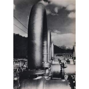 MARGARET BOURKE-WHITE - Industrial