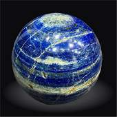 21 Kg Lapis Lazuli with Pyrite Combine Sphere Ball From