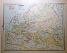 Europe In Napoleon