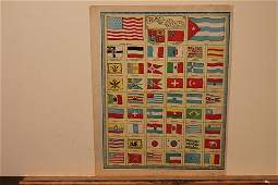 1890 Flags of Nations