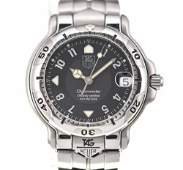 TAG HEUER - 6000 -Automatic machinery -Men