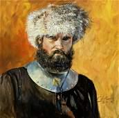 Cortez - Portrait of a nobleman