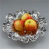 1953 American Reed&Barton sterling silver fruit plate