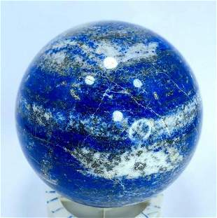 2184 Gram Top Quality Natural Healing Sphere Lapis