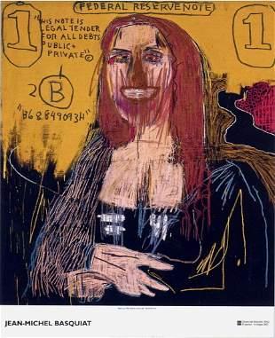 Mona Lisa , 2002 Exhibition Poster