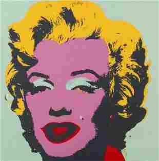 Marilyn Monroe #23 (Sunday B. Morning)