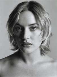 MARK ABRAHAMS - Kate Winslet