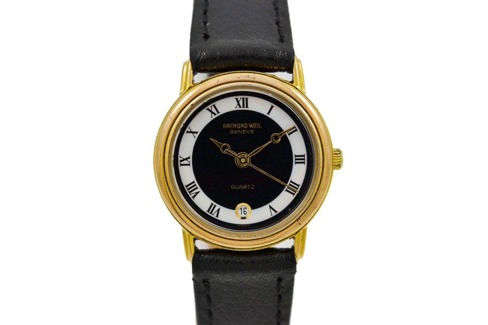 Raymond Weil Geneve 5332 Quartz Ladies Watch
