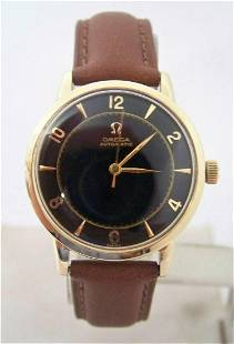 Vintage Solid 14k OMEGA Automatic Watch 1950s