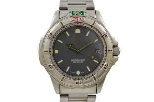 Vintage Tag Heuer 4000 Series 999.206A Quartz Gents