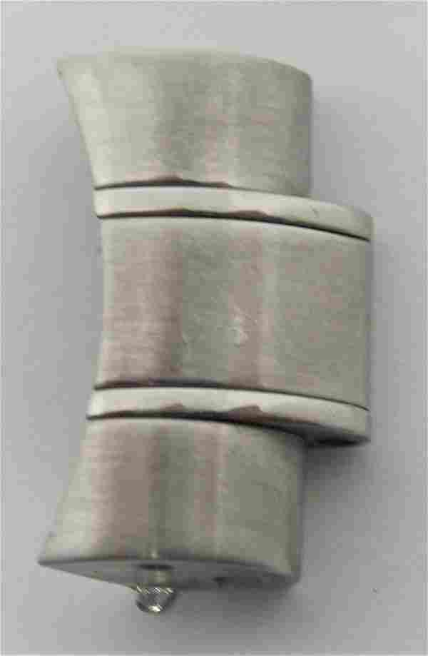 Original s/steel End Link for OMEGA Watch Bracelet