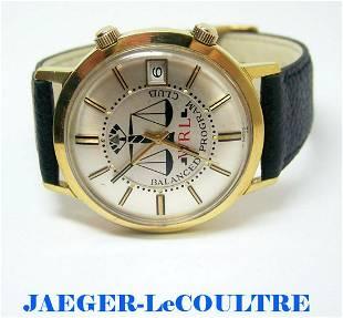 Vintage JAEGER-LeCOULTRE Automatic MEMOVOX Alarm Watch