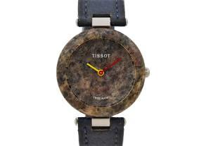 Vintage Tissot Rock Watch R150 Speckled Granite Ladies