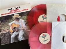RARE ! Bob Dylan – Toasted: The Australian Collection