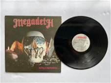 Megadeth – Killing Is My Business... And Business Is