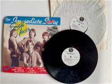 THE SMALL FACES - DJ PROMO COPY. THE IMMEDIATE STORY.