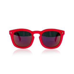Dsquared2 Unisex Fuchsia Sunglasses ANDY DQ 0198 49-22