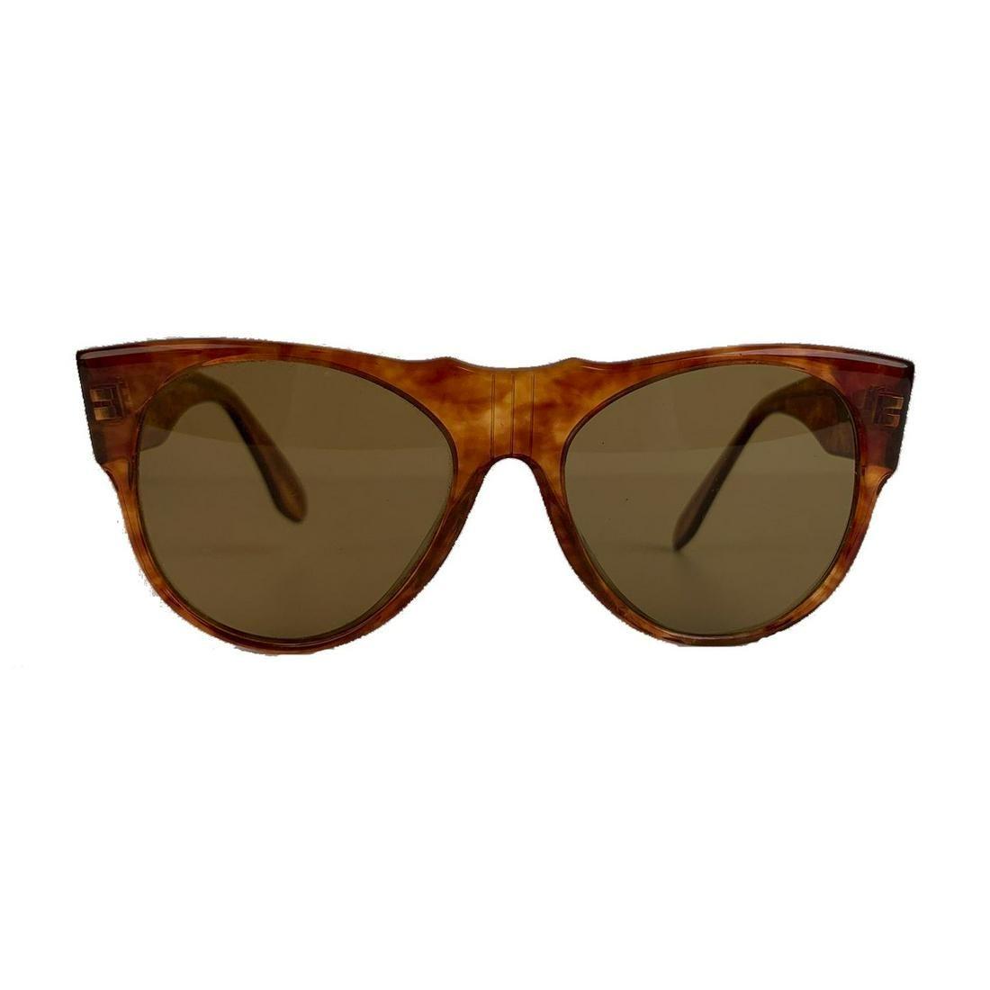 Persol Ratti Vintage Rare Mint Brown Sunglasses Mod.