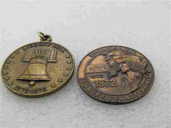 Commerorative Bicentennial Numbered Coin/Pendant