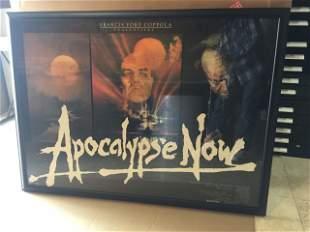 Apocalypse Now (1979) US Movie Poster - Non-Glare UV