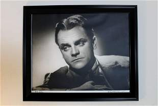 James Cagney by George Hurrell - Hurrell Portfolio III