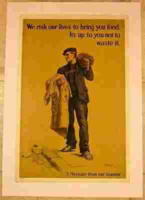 REDUCED 120! WE RISK OUR LIVES TO BRING YOU FOOD 1917