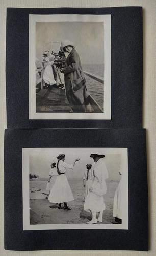 4 Beautiful Photographs of Women at the Beach