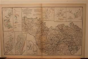 1893 Civil War Maps