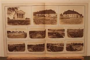 1893 Civil War Print