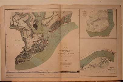 1891 Civil War Map