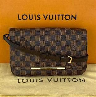 Louis Vuitton Hoxton PM Damier Ebene N41257 Women's