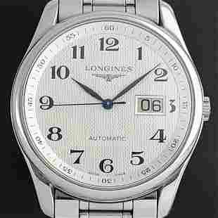 ,Longines - Master Collection - Ref: L2 648 4 - Men -