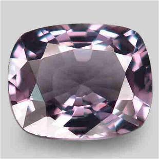 natural purple spinel-2,30 ct 1,2