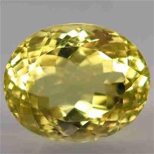 natural top lemon quartz-12,50 ct