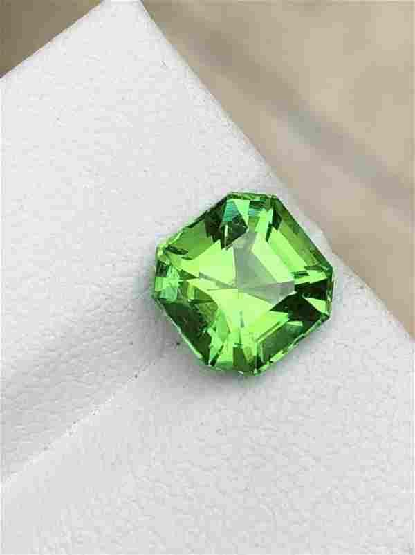 Mint Green Tourmaline