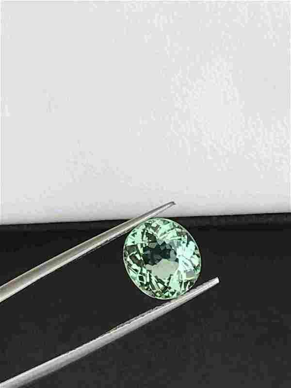 Light Green Tourmaline