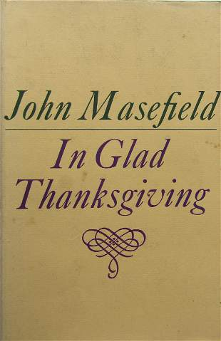 In Glad Thanksgiving
