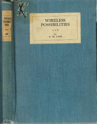 Wireless Possibilities - Low - 1924 - Radio