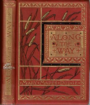 Along The Way - Dodge - 1879 - Poetry Verse