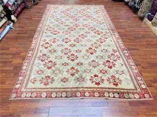 Antique all over Ushak rug-4040