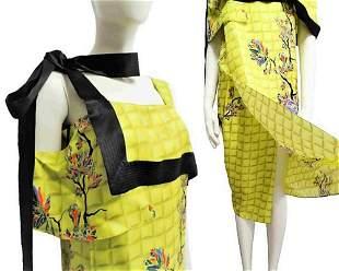 """VIONNET"" Pure silk dress Size XS / S"