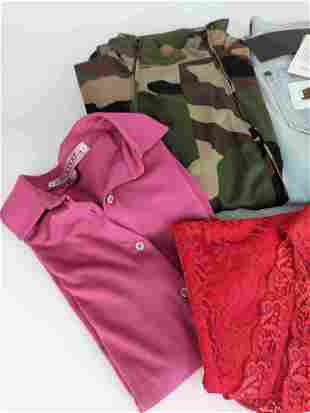 Lot of 5 pieces of women's clothing brands such as Max