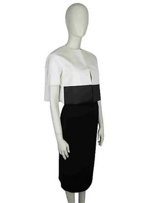 """""""VIONNET"""" Exclusive suit, short jacket and midi skirt"""
