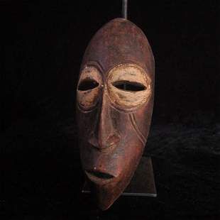 African indigenous tribes carved wooden masks (150)