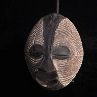 African indigenous tribes carved wooden masks (155)