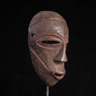 African indigenous tribes carved wooden masks (163)